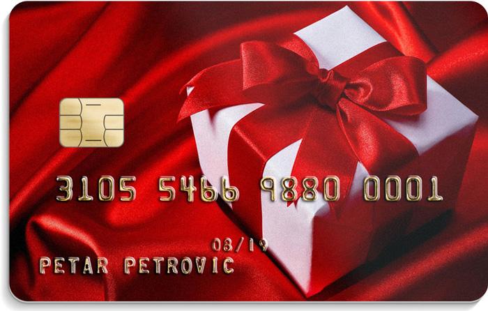 <span> Gift </span> kartice