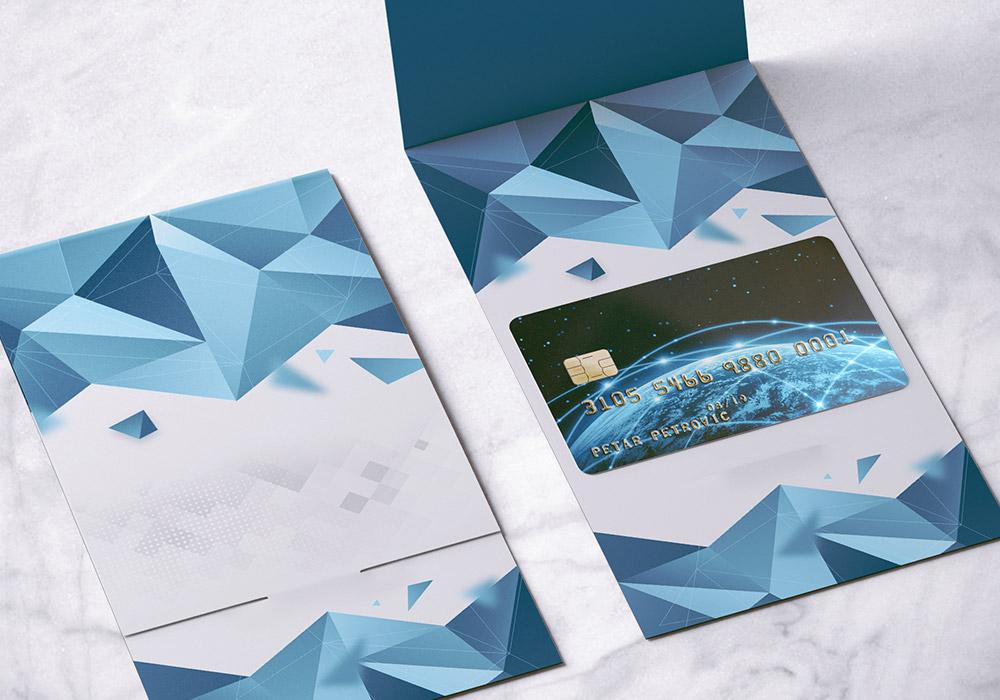 kovertiranje kartica oprema