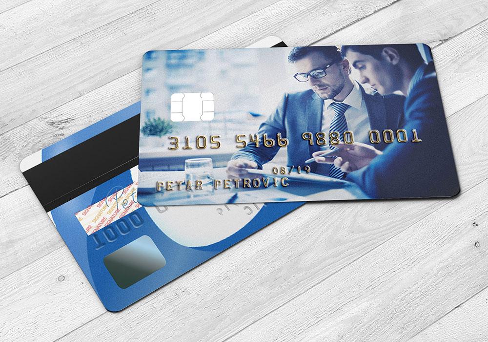šta je personalizacija kartica?