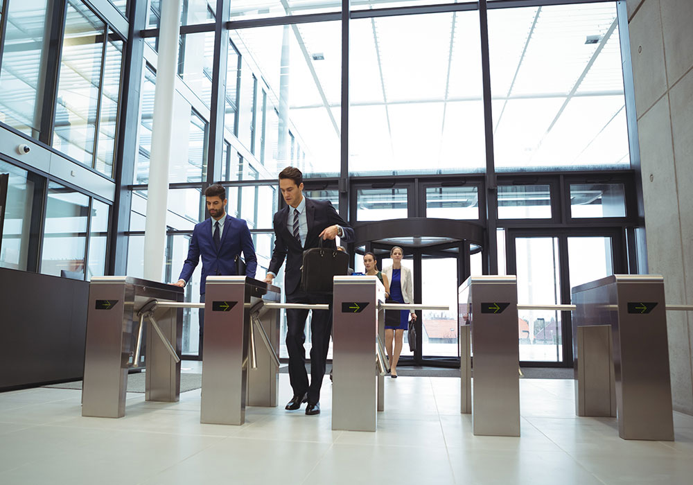 rfid kartice checkiranje na gate-u