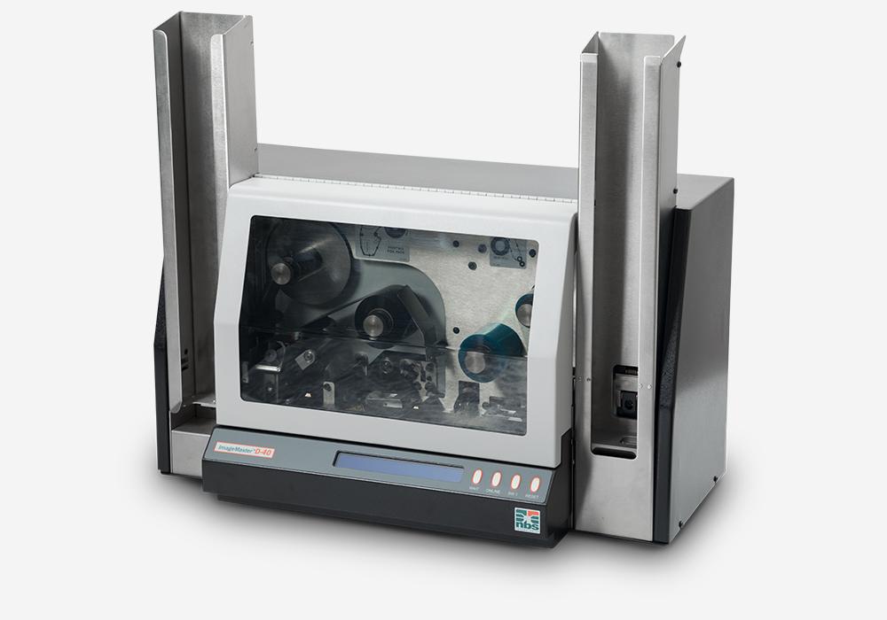 uređaj za štampanje pvc kartica