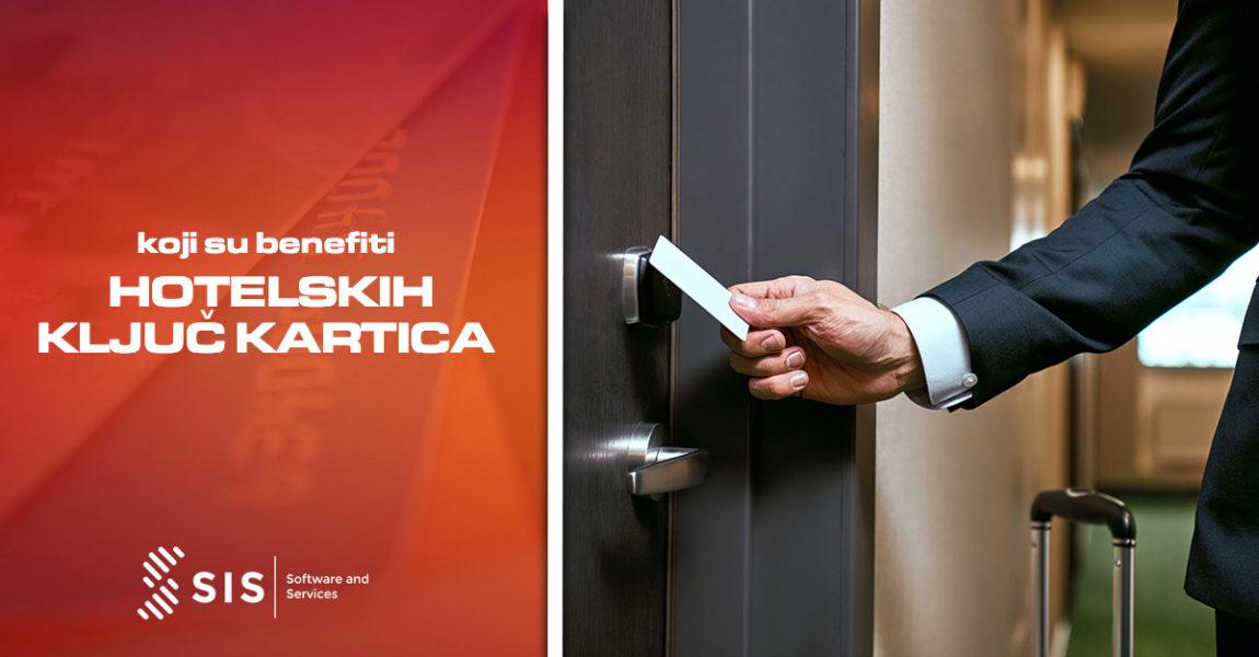 benefiti hotelskih ključ kartica