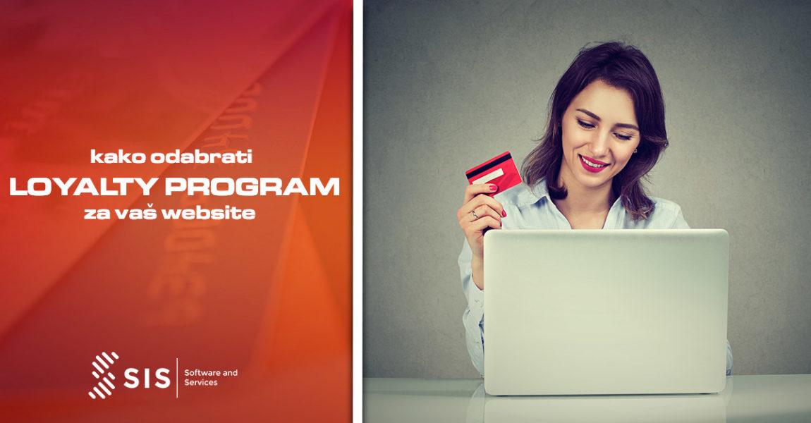 loyalty program za website