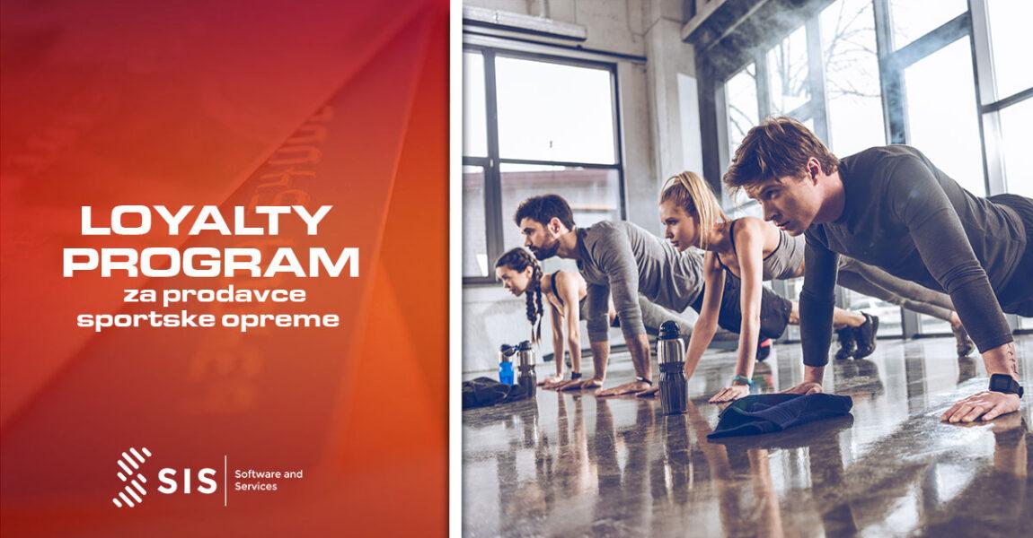 loyalty program za prodavce sportske opreme