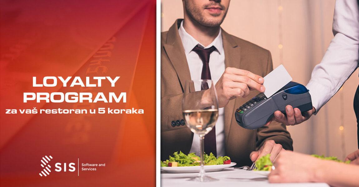 uspešan loyalty program za vaš restoran