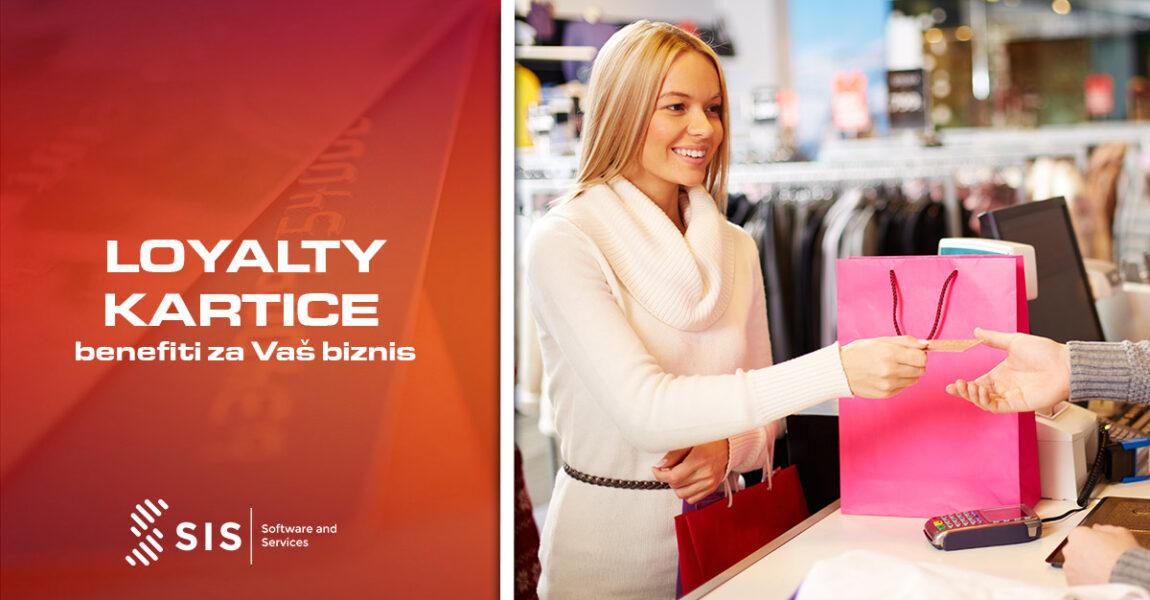 benefiti loyalty kartica za Vaš biznis